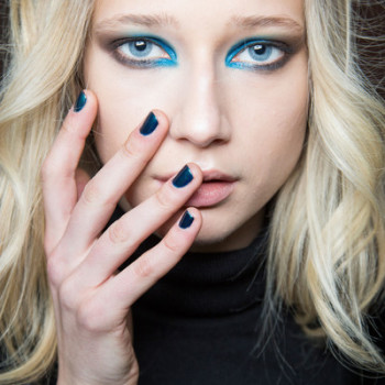 15 Hair & Makeup Looks We Love From New York Fashion Week Fall 2015