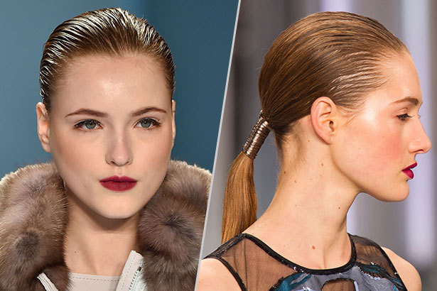 15 Hair & Makeup Looks We Love From New York Fashion Week Fall 2015 4