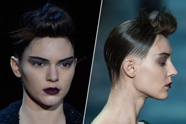 15 Hair & Makeup Looks We Love From New York Fashion Week Fall 2015 5