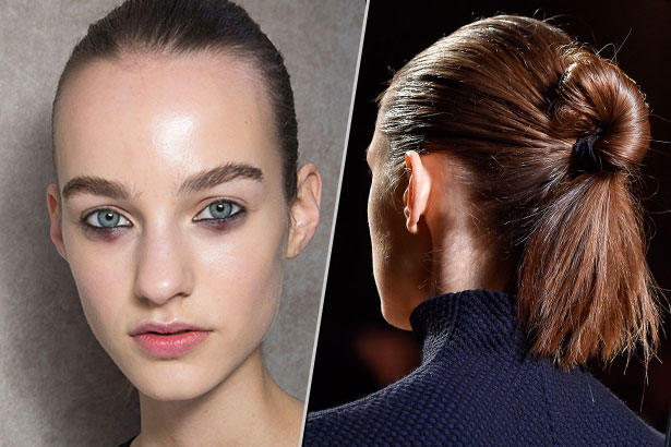 15 Hair & Makeup Looks We Love From New York Fashion Week Fall 2015 6