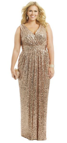 2015 Plus Size Prom Dresses 2