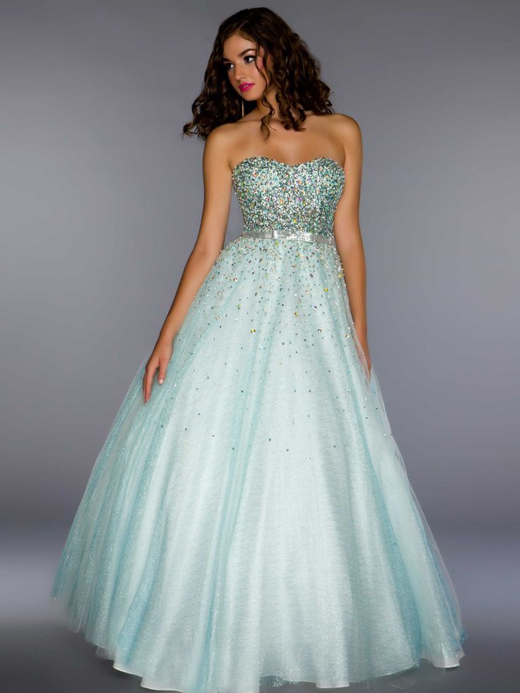 2015 Plus Size Prom Dresses 5