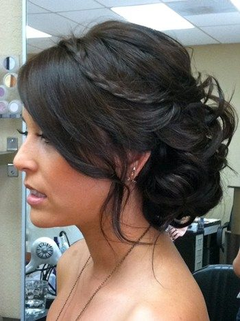 2015 Prom Hairstyles - Braided Prom Hair Ideas 11