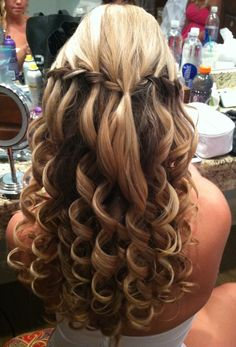 2015 Prom Hairstyles - Braided Prom Hair Ideas 13