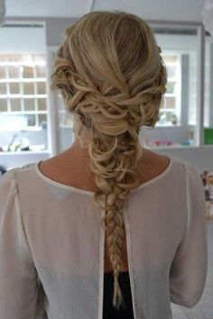 2015 Prom Hairstyles - Braided Prom Hair Ideas 4
