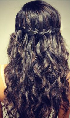 2015 Prom Hairstyles - Braided Prom Hair Ideas  5