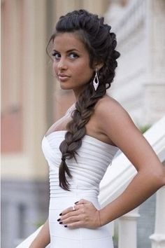 2015 Prom Hairstyles - Braided Prom Hair Ideas 6
