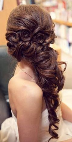 2015 Prom Hairstyles - Braided Prom Hair Ideas 8