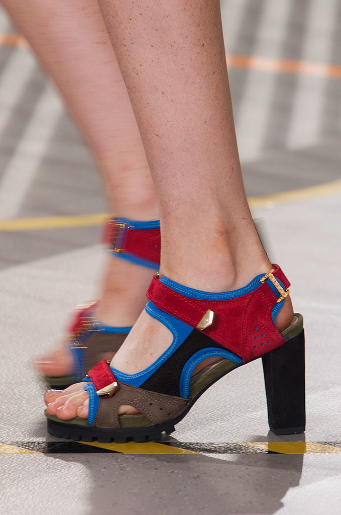 2015 Spring & Summer Shoe Trends.