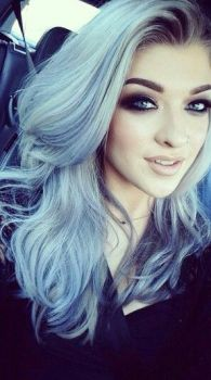 2015 Spring and Summer Hair Color Trends Silver Hair 18