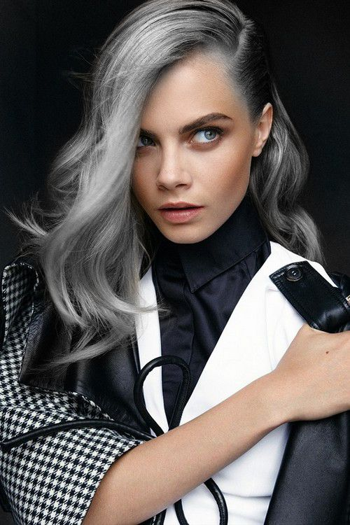 2015 spring and summer hair color trends silver hair 19 fashion