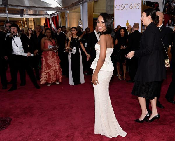 87th Annual Academy Awards Red Carpet Fashion - Kerry Washington 2