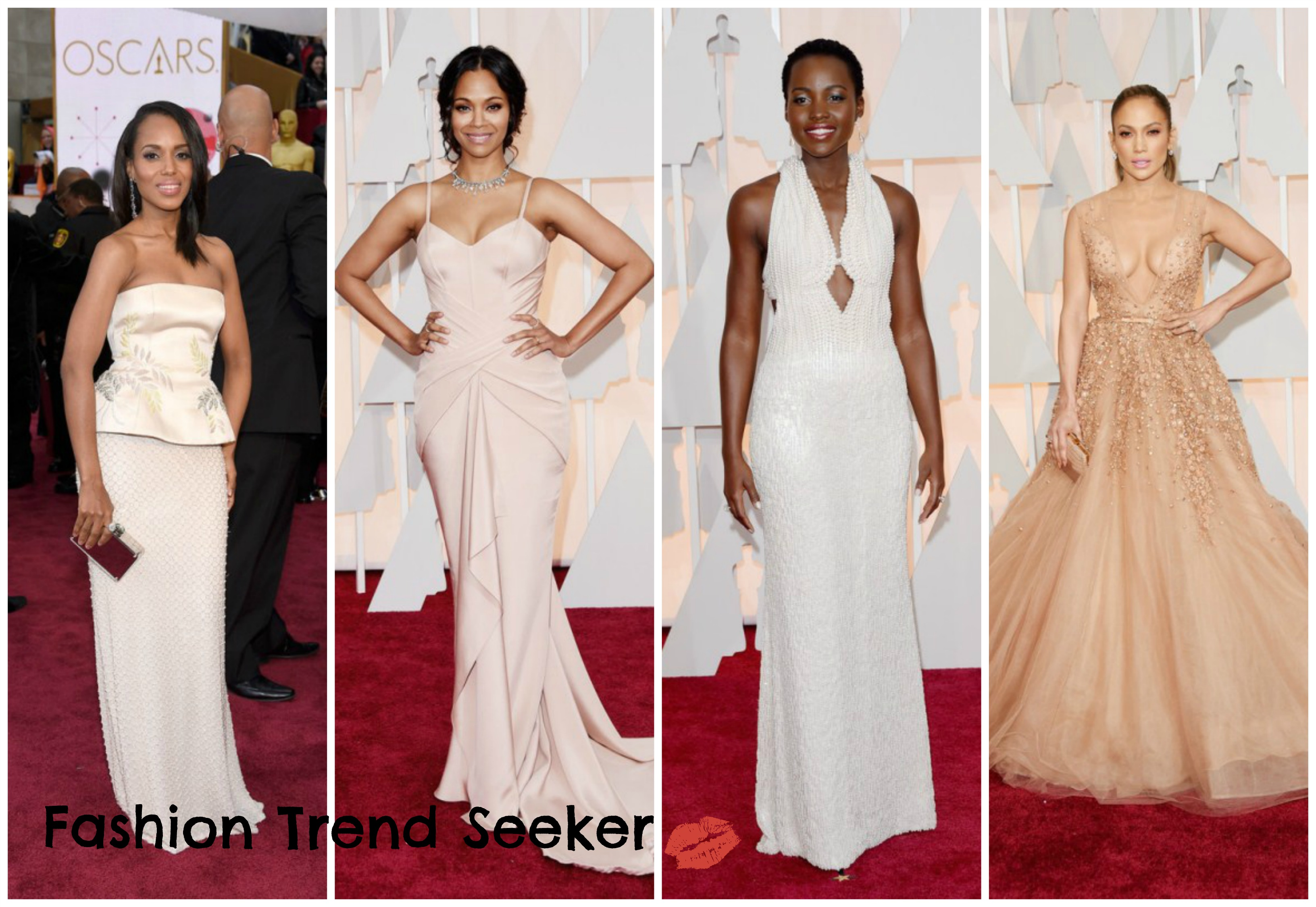 Best Dressed At The 87th Annual Academy Awards 2
