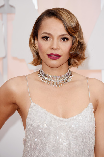 Best Hairstyles & Makeup Looks From The 87th Annual Academy Awards 8
