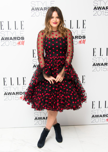 Fashion From The 2015 ELLE Style Awards 11