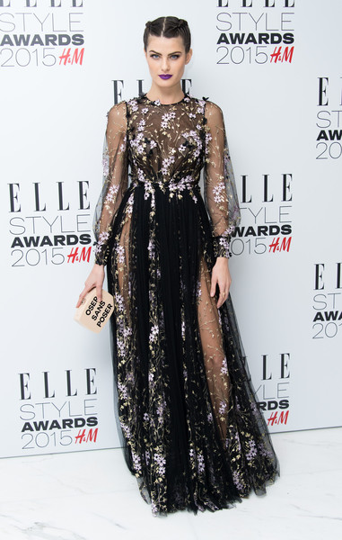 Fashion From The 2015 ELLE Style Awards 12
