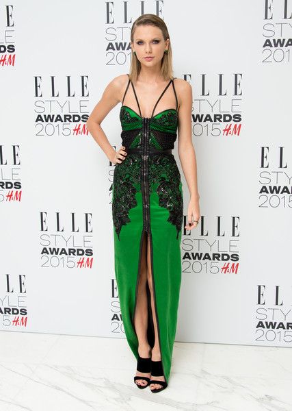 Fashion From The 2015 ELLE Style Awards 2
