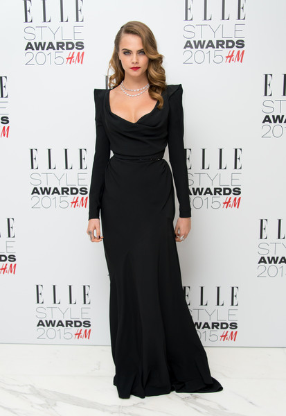 Fashion From The 2015 ELLE Style Awards 3