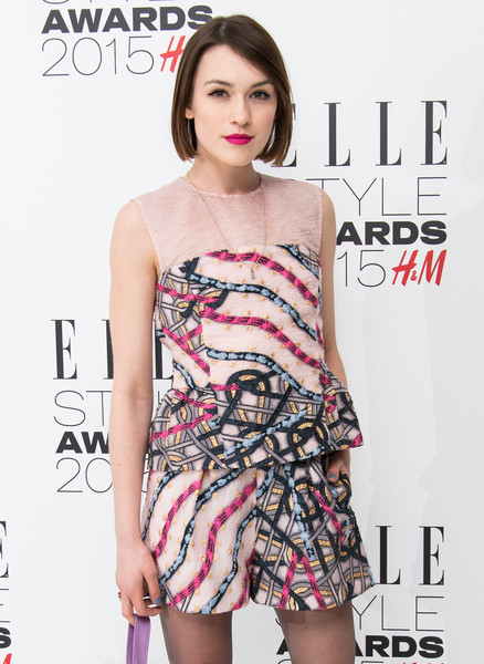 Fashion From The 2015 ELLE Style Awards 5