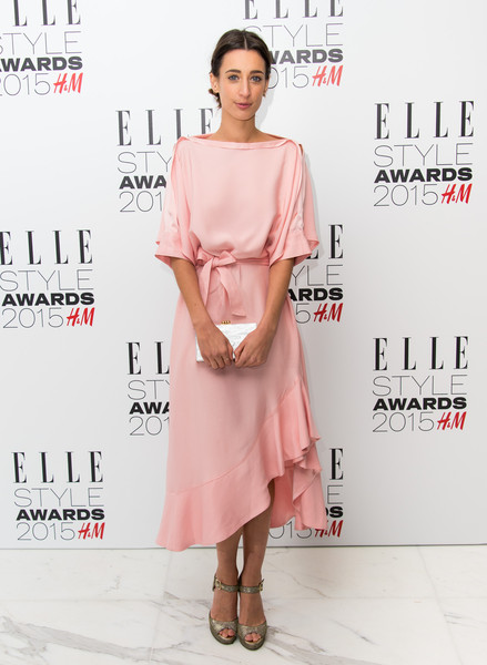 Fashion From The 2015 ELLE Style Awards 6