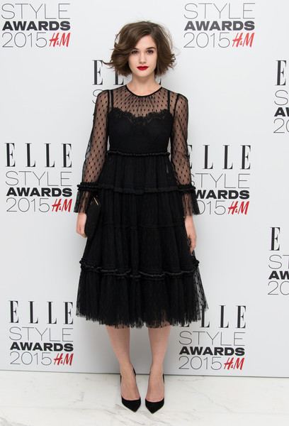 Fashion From The 2015 ELLE Style Awards 7