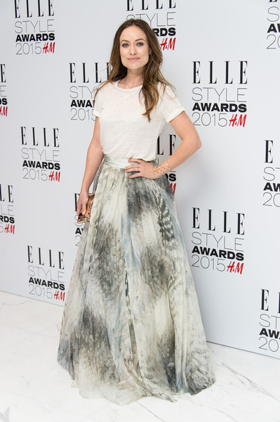 Fashion From The 2015 ELLE Style Awards 9