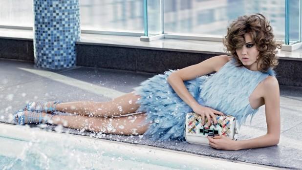 Fashion Trend Seeker: Fendi Spring / Summer 2015 Lookbook