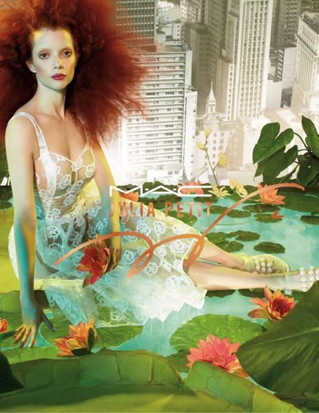 MAC Julia Petit Makeup Collection for Spring 2015