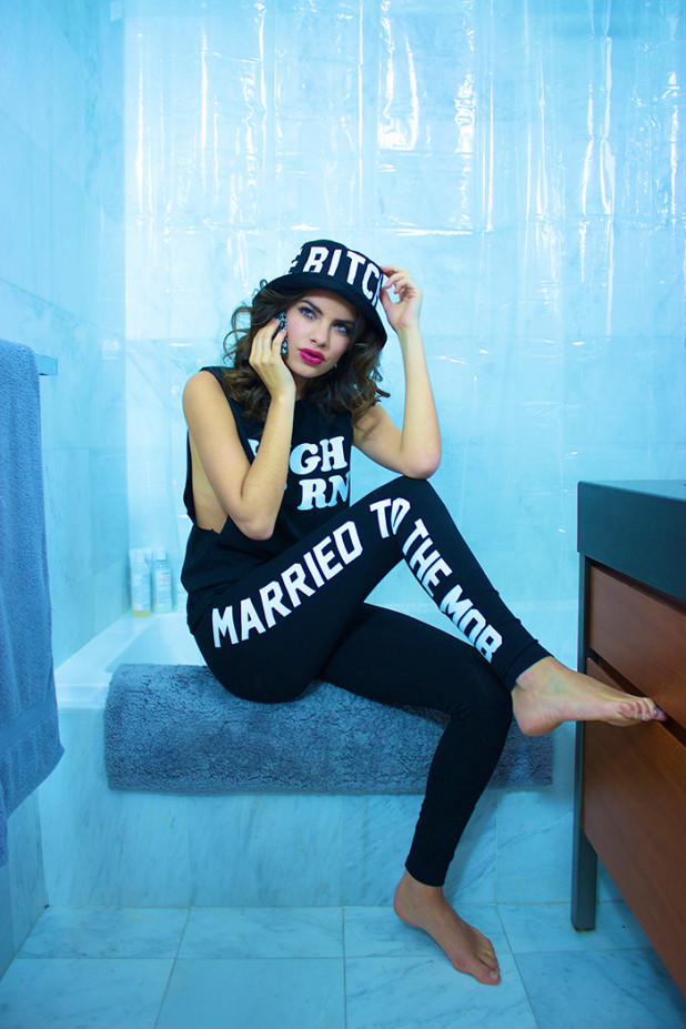 Married To The Mob Spring 2015 Lookbook 3