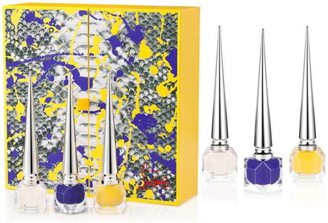 New Christian Louboutin Spring 2015 Nail Lacquers 2