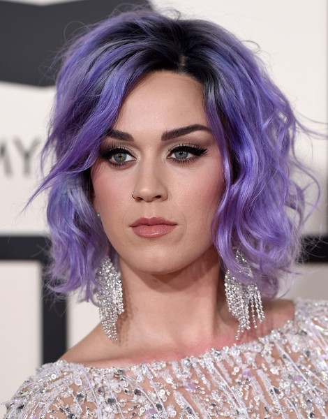 Rita Ora & Katy Perry Rock Pastel Hair Trend 4