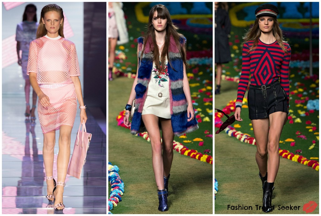 2015 Spring / Summer Fashion Trends