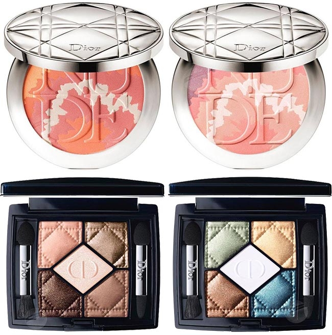 Dior Tie Dye Makeup Collection For 2015 Summer 2