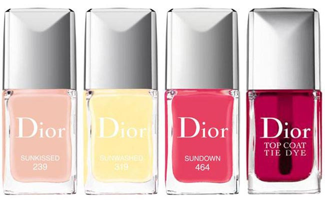 Dior Tie Dye Makeup Collection For 2015 Summer 5
