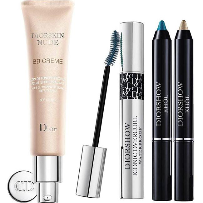 Dior Tie Dye Makeup Collection For 2015 Summer 6