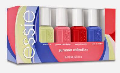 Essie Peach Side Babe 2015 Summer Nail Polish Collection 4