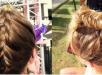 2015 Summer Hair Trend - MOWAHK FISHTAIL BRAID