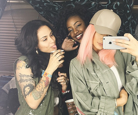 Kylie Jenner Sports New Pink Hair Shade