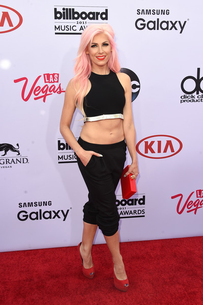 Best Dressed at the 2015 Billboard Music Awards 13