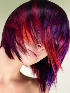Bold Hair Color Ideas To Inspire Your Next Dye Job 20