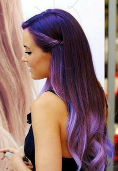 Bold Hair Color Ideas To Inspire Your Next Dye Job 5