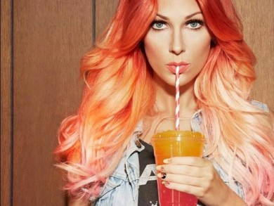 Bold Hair Color Ideas To Inspire Your Next Dye Job  7