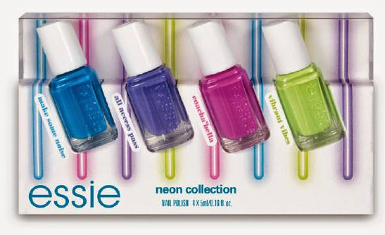 Essie Neon 2015 Summer Nail Polish Collection - Make Some Noise ...
