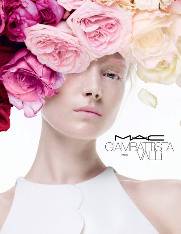 MAC Giambattista Valli  Makeup Collection for Summer 2015 - Full Collection Details