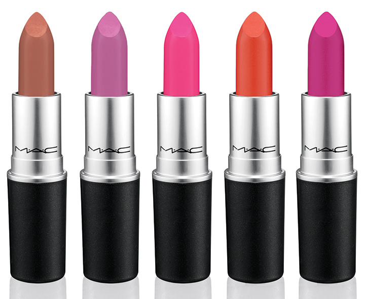 MAC The Matte Lip Collection for Summer 2015 4