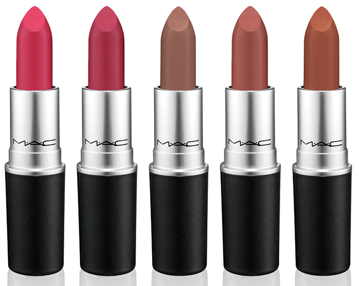 MAC The Matte Lip Collection for Summer 2015 5