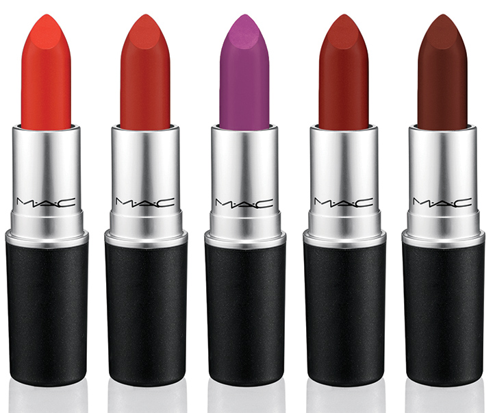 MAC The Matte Lip Collection for Summer 2015 6