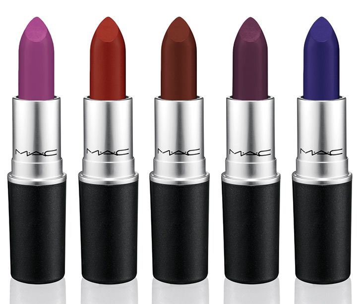 MAC The Matte Lip Collection for Summer 2015 7