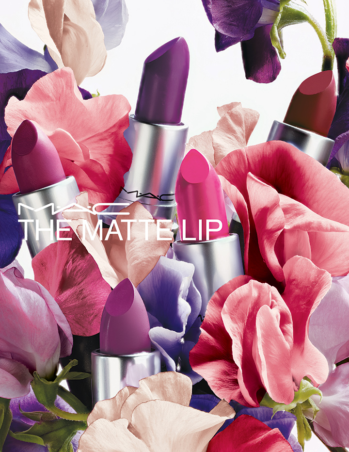 MAC The Matte Lip Collection for Summer 2015