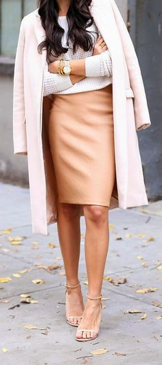 Style Inspiration - Nude The Perfect Neutral 11